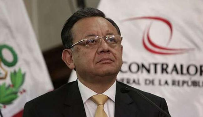 Edgar Alarcón está siendo procesado por presunto enriquecimiento ilícito   Foto: Archivo El Comercio
