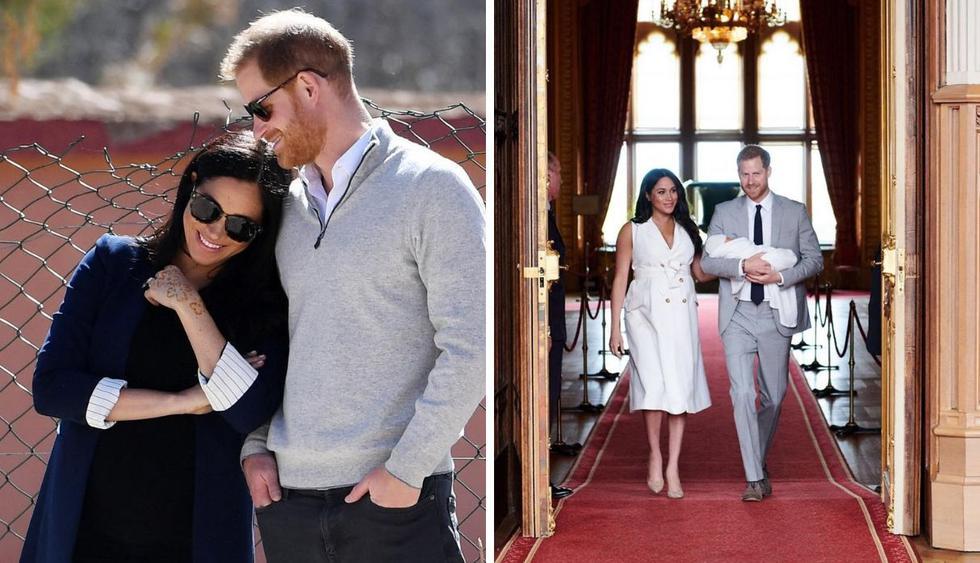 La exactriz Meghan Markle afirmó que el Príncipe Harry es un gran padre. (Foto: @sussexroyal)