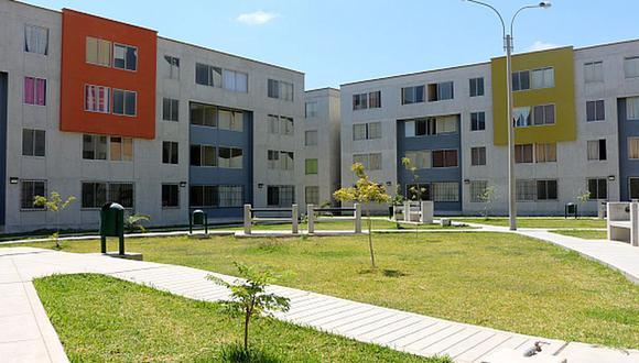 El sector inmobiliario aún permanece centralizado en Lima. (Foto: El Comercio)