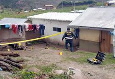 Cusco: reportan feminicidio en Paruro