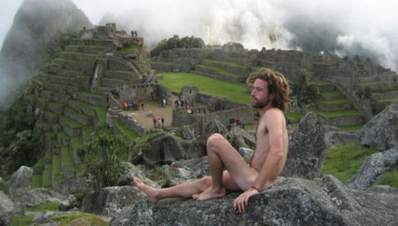 Nudistas en Machu Picchu: ¿Cómo intervendrán los consulados?