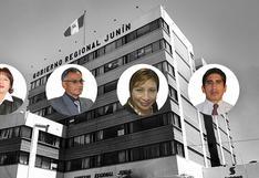 Sombras en las contrataciones del Gobierno Regional de Junín durante la gestión de Perú Libre  | ESPECIAL