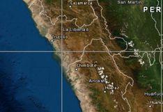 Áncash: sismo de magnitud 4,8 se reportó en Chimbote, señala IGP