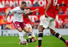 Manchester United vs. Aston Villa: resumen y gol del partido