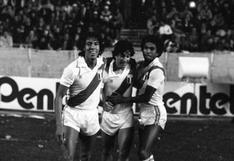 Oblitas cumple 70 años: la foto que nunca viste del gol en el Parque de los Príncipes