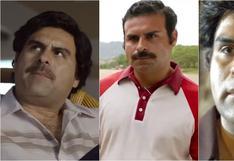 Mauricio Mejía, el obrero que saltó a la actuación e interpretó cinco veces a Pablo Escobar en cine y TV | FOTOS