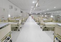 Loreto: 25 camas UCI del hospital modular COVID-19 aún no cuentan con ventiladores mecánicos
