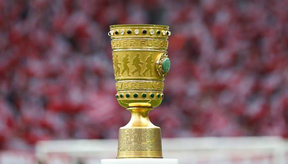 La final y semifinales de la Copa Alemana ya tienen fechas confirmadas. (Foto: AFP)