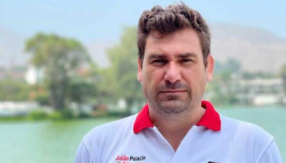 Julián Palacín es el actual presidente de Indecopi.