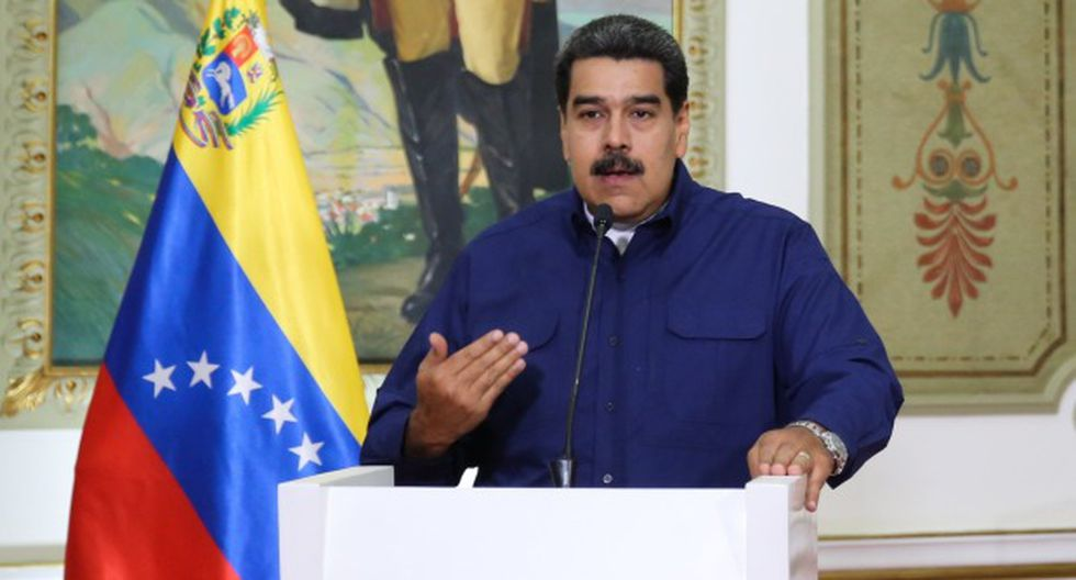 """Maduro afirmó que Venezuela mantiene una """"sólida alianza"""" con China, India, Turquía, Irán, Bielorrusia y la propia Rusia. (Foto: AFP)"""