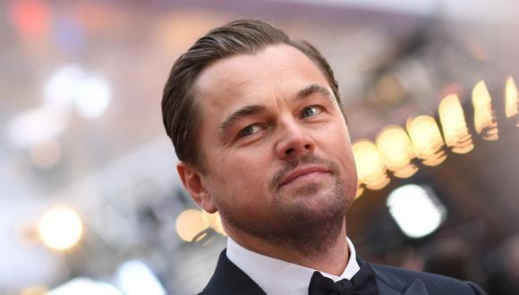 Leonardo DiCaprio formará parte de una iniciativa para restaurar Galápagos. (Foto: VALERIE MACON / AFP).