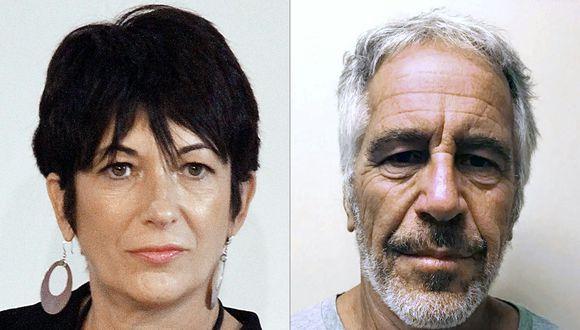 La británica Ghislaine Maxwell, exnovia y colaboradora del financista Jeffrey Epstein, fue acusada de seis cargos vinculados al tráfico sexual de jovencitas ante una corte federal de Nueva York. (AFP).