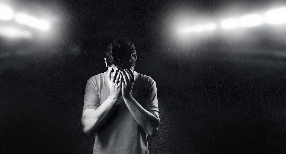 La depresión es un problema de salud mental que necesita ayuda profesional. (Foto: Pixabay)