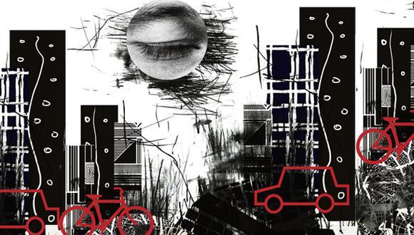 """""""Uno de los casos donde se observa con mayor contundencia la divergencia entre la planificación urbana y el crecimiento espontáneo de la ciudad se encuentra en la expansión sur de Chimbote"""". (Ilustración: Giovanni Tazza)."""
