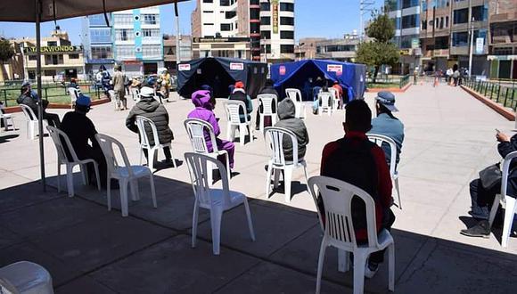 """Tacna: operación """"Tayta"""" atendió a 1607 personas en segundo día de intervención (Foto referencial)."""