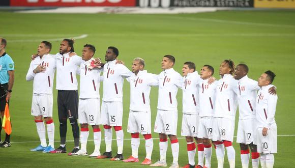 La selección peruana marcha en el último puesto de las Eliminatorias Qatar 2022 con un solo punto de 15 jugados. (Foto: Violeta Ayasta / GEC)