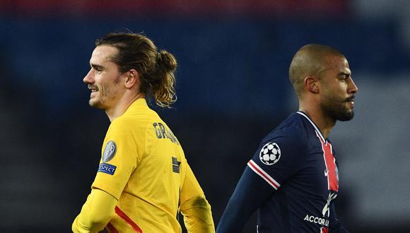 Griezmann también minimizó el penal fallado por Lionel Messi ante PSG. (Foto: AFP)