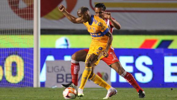 Tigres no pudo hacerse fuerte en casa pero sigue entre los primeros lugares del Clausura MX