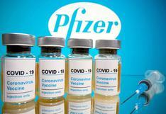 La OMS revisa la vacuna de Pfizer aprobada por el Reino Unido para su inclusión en listado de emergencia