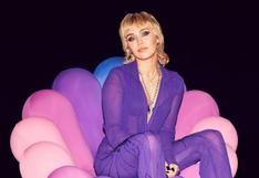Miley Cyrus habla sobre su relación con el alcohol y su reciente recaída durante la pandemia