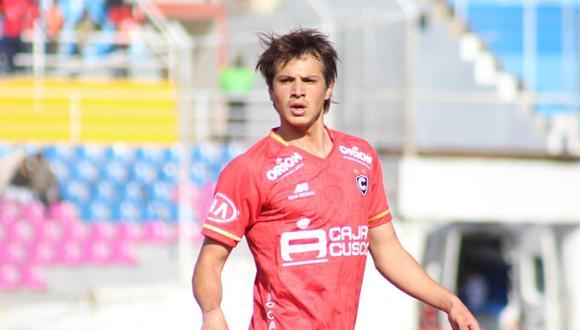 Juan Bautista llegó a Cienciano a fines de julio y anotó cinco goles en doce partidos. (Foto: Cienciano)