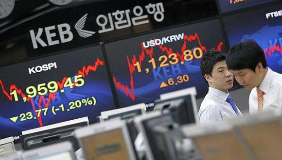 Bolsas asiáticas despiden la semana con malos resultados