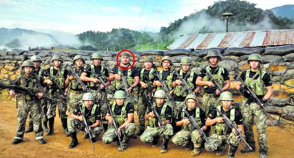 Vraem: así operó teniente del Ejército en favor de narcotráfico