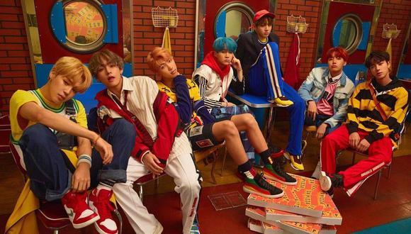 BTS debuta en las subastas de celebridades. (Foto: bts.bighitofficial)
