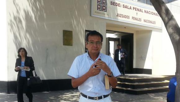 'Chito' Ríos niega haber pertenecido al comando Rodrigo Franco