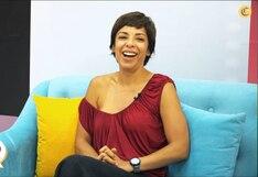 Tatiana Astengo revela en #Dilo los secretos de 'La Pechuga', 'Reina Pachas' y su opinión sobre el matrimonio