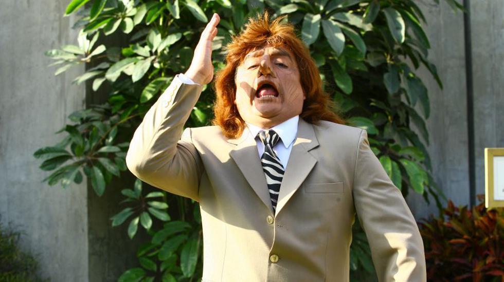 Jorge Benavides como Horacio La Pepa Baldessari. (Foto: USI)