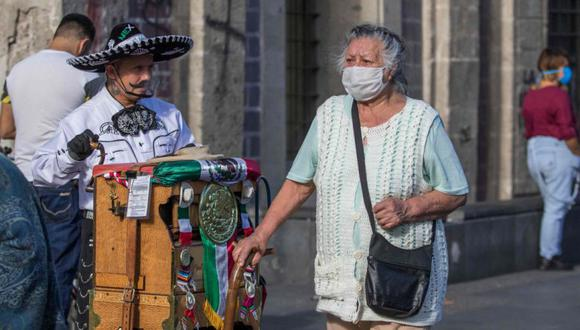 Coronavirus en México   Últimas noticias   Último minuto: reporte de infectados y muertos hoy, miércoes 23 de septiembre del 2020   Covid-19   Foto: AFP / CLAUDIO CRUZv