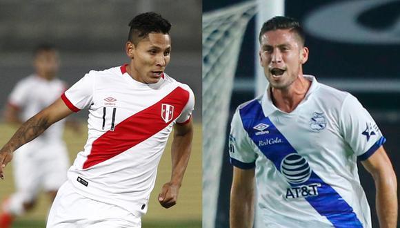 Ruidíaz habla sobre posible llegada de Ormeño a la selección peruana. (Foto: AFP)