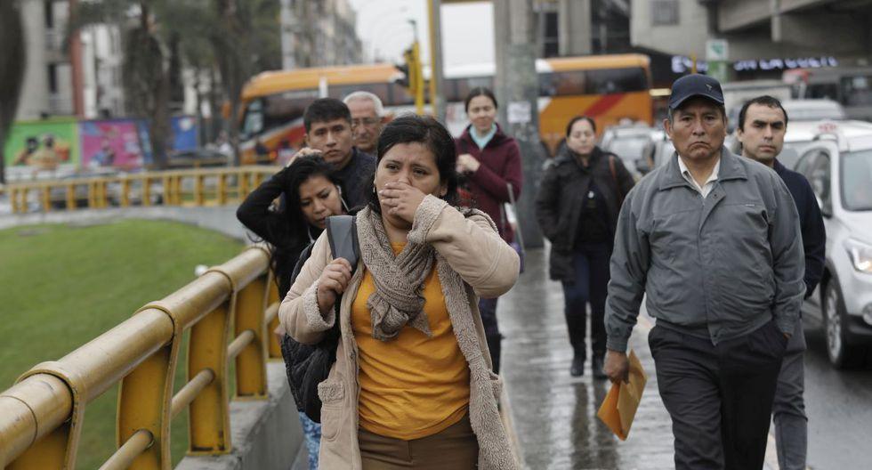 El Senamhi advirtió que el índice máximo UV en Lima alcanzará el nivel 14 este martes. (GEC)