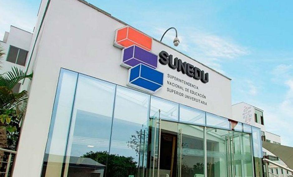 Resultado de imagen de SUNEDU
