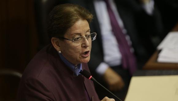"""Adicionalmente, como sustento, Lourdes Alcorta mencionó haber sido testigo del proceso electoral en Venezuela, en el que se aplicó dicha forma de votación y que evidenció """"una grosera manipulación"""" de los votos. (Foto: Archivo El Comercio)"""