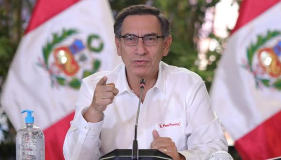 En los próximos días se anunciará si se amplía la medida. (Foto: Presidencia Perú)