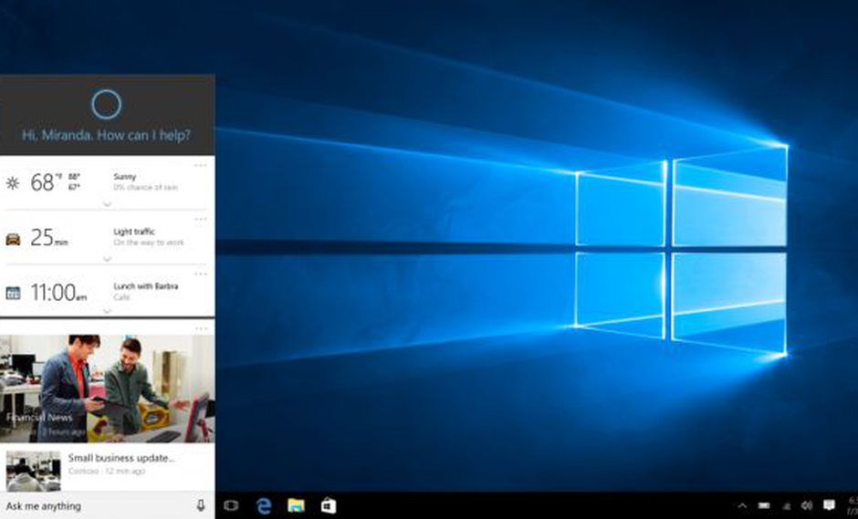 Windows 10 ya está disponible en 190 países