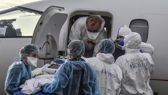 Coronavirus en Francia | Últimas noticias | Último minuto: reporte de infectados y muertos hoy, miércoles 18 de noviembre del 2020. (Foto: EFE).