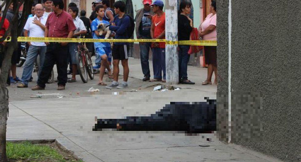 Abogado de la Contraloría fue asesinado en Trujillo