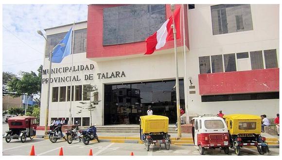 Cuestionan la licitación de tres millonarias obras en la Municipalidad de Talara