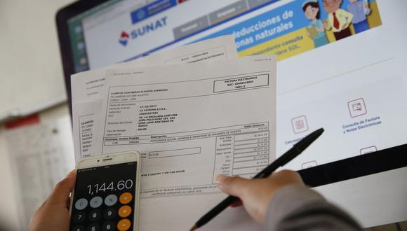 Este año, el Impuesto Selectivo al Consumo (ISC) se ha incrementado sobre determinados productos. (Foto de archivo: GEC)