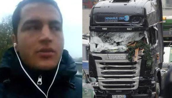 Berlín: Sospechoso estuvo en Francia tras el atentado