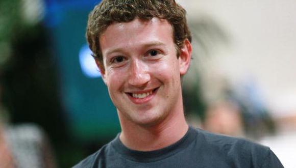 Facebook hizo que Zuckerberg sume US$35 mil millones de fortuna