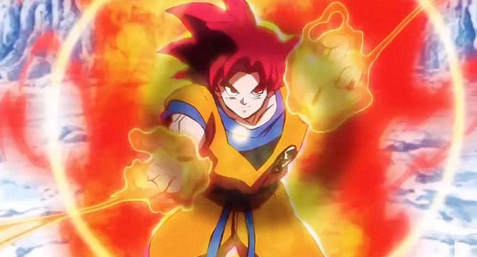 El protagonista,Gokú, aprendió una nueva técnica que pondrá en práctica frente a Broly. (Foto: Toei Animation)