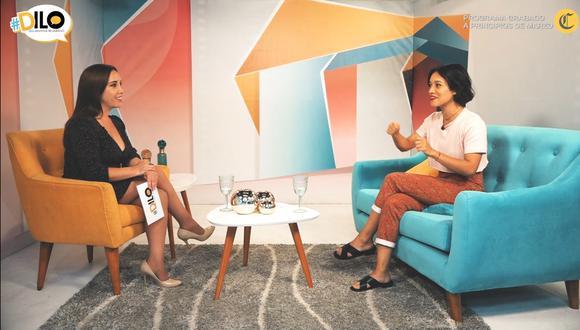 Jely Reátegui será la nueva invitada de #Dilo.