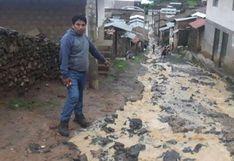 Áncash: distritos de Bolognesi están incomunicados desde hace una semana