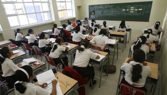 En la selva reciben más de S/.65 mlls. para 51 obras educativas