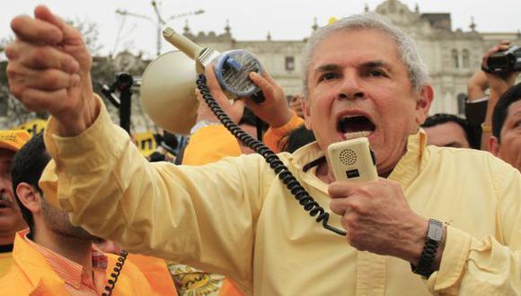 Solidaridad declara en renovación su registro de militantes