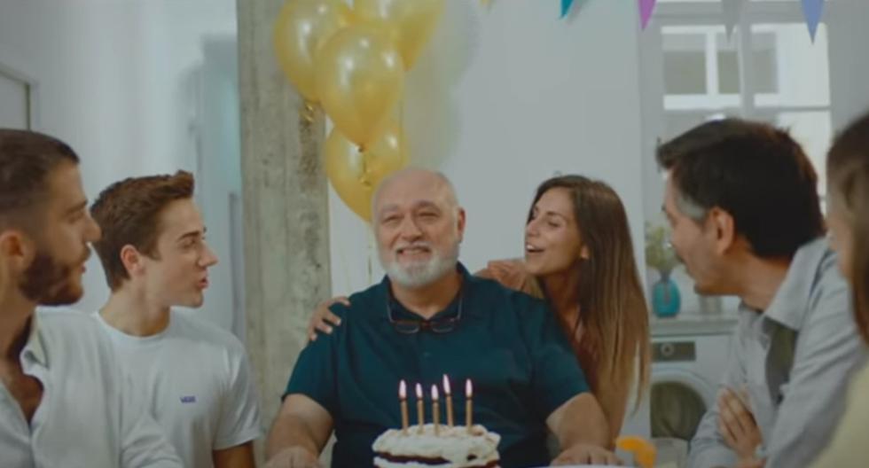 Foto 1 de 3 | El spot del Gobierno de Canarias muestra lo que puede generar una reunión familiar. | Crédito: presicanarias en YouTube. (Desliza hacia la izquierda para ver más fotos)